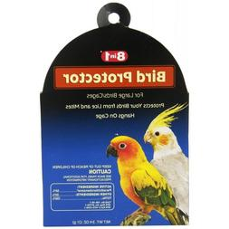 BULK 6 Packs 8 in 1 Bird Protector for Large Birds/Cages