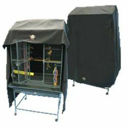 Cage Cover Model 3628PT for Play Top parrot bird cages cozzy