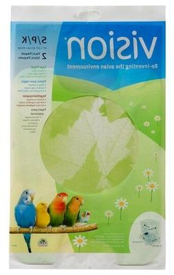 HAGEN VISION CAGE PAPER FOR SMALL VISION CAGES 83200/ 83210