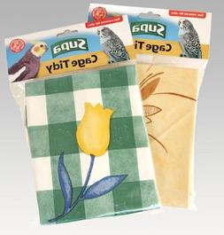 Supa Cage Tidies Bird Cage Floor Cover Large