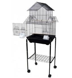 New Large Canary Parakeet Cockatiel LoveBird Finch Bird Cage