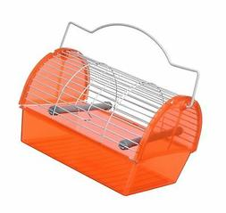 Penn-Plax Carrier for Small Animals & Birds - Small- Colors