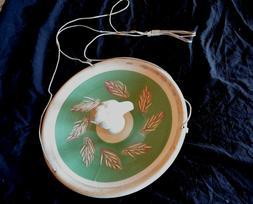 Bird Works of Maine Ceramic Hanging Birdbath/Bird feeder Cer