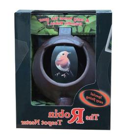 Wildlife World Ceramic Teapot Bird Nester