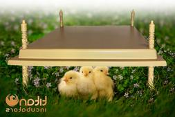 Chick Brooder Hen - Heat Lamp Replacement - Up to 40 Chicks