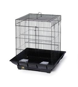 Clean Life Small Flight Cage - Red Black