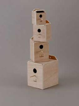Prevue Pet Prdoucts Small Inside Finch Nest Box