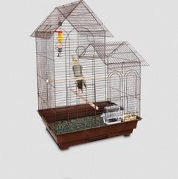 cockatiel ranch house bird cage