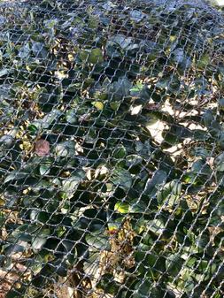 Commercial Grade Anti Bird Netting Heavy Duty Garden Poultry