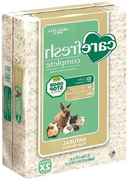 CareFresh Complete Natural Paper Bedding - White - 50 lt