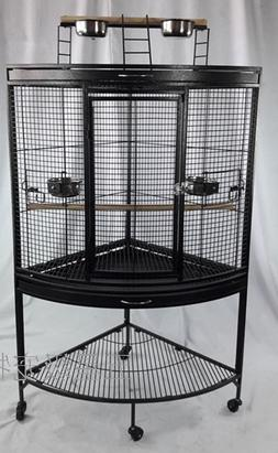 Corner Cage Play top Bird cage small animal cage parrot cage