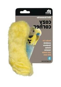 Prevue Pet Products Cozy Corner Fleece Cage Blankets for Bir