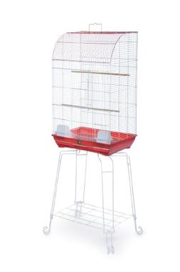 Curved Front Bird Cage