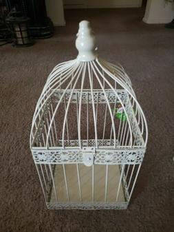 Decorative Wire Bird Cage