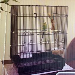 """Petco Designer Square Top Parakeet Cage, 16.5"""" L X 11.8"""" W X"""