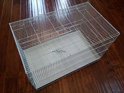 rackcrafts.com XL Dividable Breeding Flight Bird Cage Quails