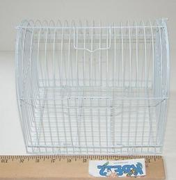 Economy Small Bird Carrier /Cage  - Rounded Top- Bird Carrie