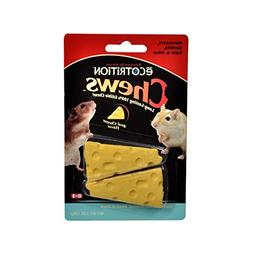 8 in 1 Ecotrition Hamster, Gerbil, Rat and Mouse Cheese Chew