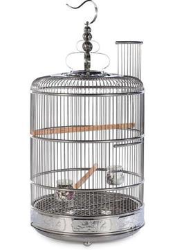 empress stainless bird cage
