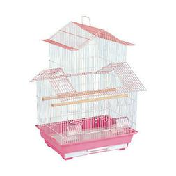 Kings Cages ES 1814 V bird cage toy toys Cockatiels Finches