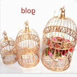 European Style Decorative Bird Cage Window Ornaments White P