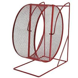 Trixie Exercise Wheel 17cm for Mouse, Dwarf Hamsters - Frees