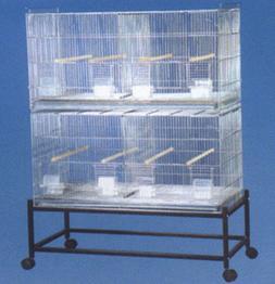 Extra Large Bird Canary Finch Cockatiel Parakeet Breeder cag