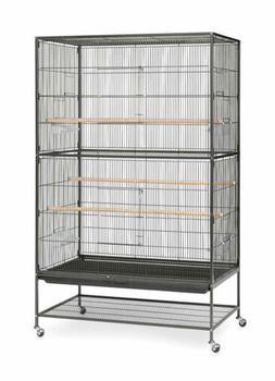 Prevue Hendryx  F050 Pet Parrot Wrought Iron Flight Cage Bir
