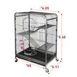 Ferret Cage Rabbit Guinea Pig Chinchilla Rat Small Animal Ho