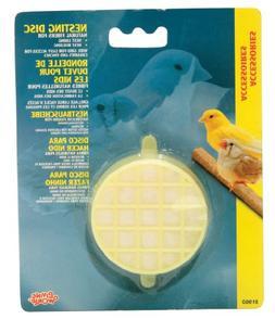 Living World Natural Fiber Disc for Nesting