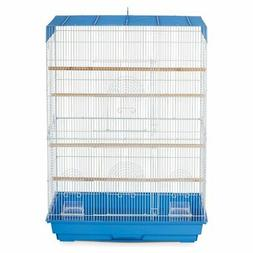 Prevue Pet Products Flight Bird Cage, Blue/White