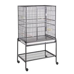 HQ Flight Cage, Multi Purpose Aviary With Cart Stand, 1 Per