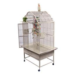 A&E Cage GC6-3628 Black Opening Victorian Top Bird Cage, 36""