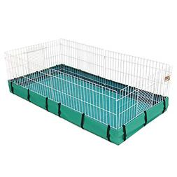 Guinea Habitat Guinea Pig Cage by MidWest, 47L x 24W x 14H I