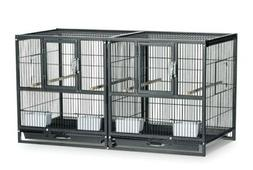 Prevue Pet Products F075 Hampton Deluxe Divided Breeder Cage