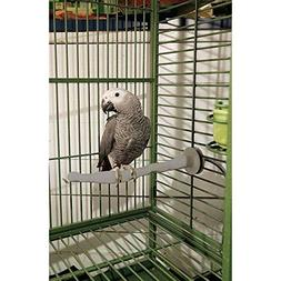 K & H Manufacturing Large Heated Bird Perch, 1 ea