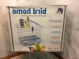 Prevue Hendryx House Style Economical Parakeet House with 2