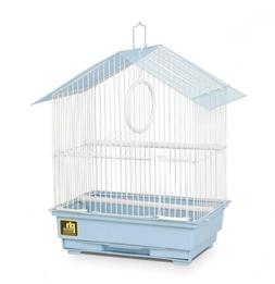 Prevue Pet Products House Style Economy Bird Cage Blue