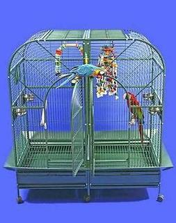 HQ Parrot Double Macaw Cage 64 x 32 -FREEShipping most locat
