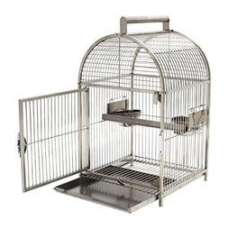 Generic .. ier Cockat Parrot Macaws Bird Cage Carrier Cockat