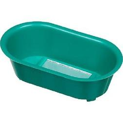 PENN PLAX IN CAGE BIRD BATH WITH MIRROR YOU PICK COLOR. FREE