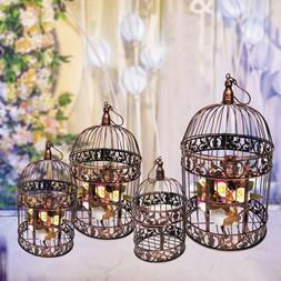 Iron <font><b>bird</b></font> <font><b>cage</b></font> decor