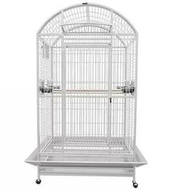 King's Cages 9004030 Parrot Dome Top Bird Cage Toy Toys Maca