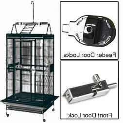 King's Cages SLP 2624 Parrot Bird CAGE Toy cage Toys African