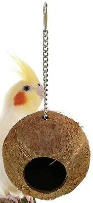 1683 Coco Home Bird Toy parrot cage toys cages finch conure
