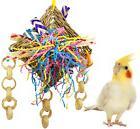 1723 Bonka Bird Toys Four Corners parrot cage toys cockatiel
