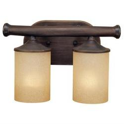 2 Light Bath Vanity Light, Vanity Light, Beige, 2, Incandesc