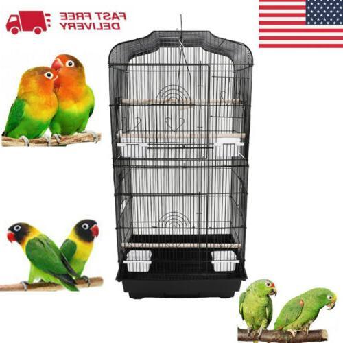 "23""37"" Pet Bird Aviary Portable"