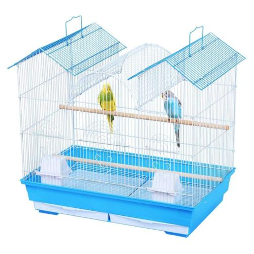 Yaheetech 23''H Triple Roof Small Bird Cage