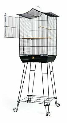 Prevue Products Penthouse Crown Roof Cage with
